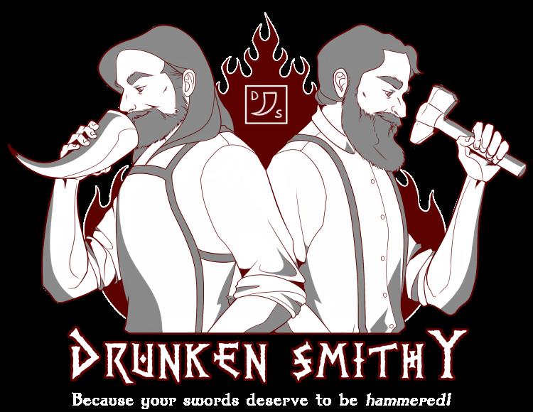 Drunken Smithy Logo